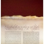 our ketubah: this amazing piece of art